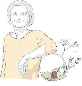 Aleksandra's portrait